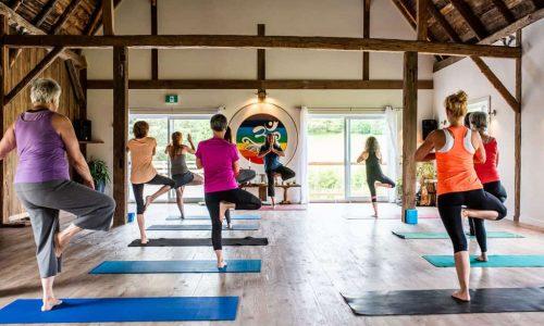michel power yoga